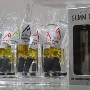 Alpine E-Liquid Vape Oil