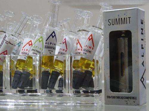 Alpine E-Liquid Vape Oil